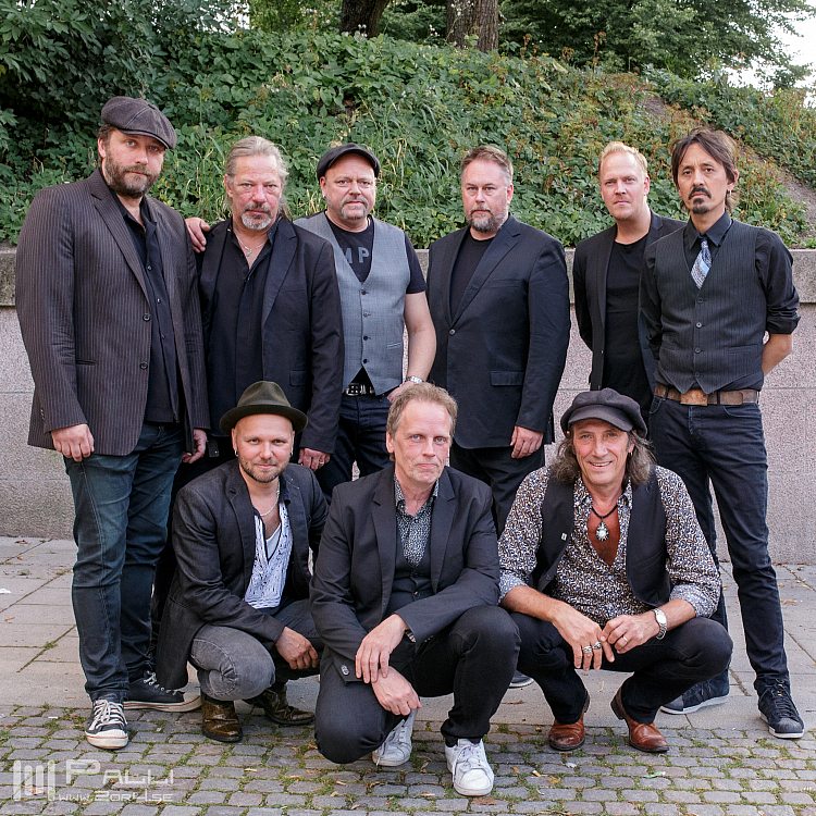 Kjell Gustavsson Rhythm & Blues Orchestra