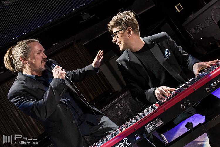 Peter Ekengren & Arvid Nerdal