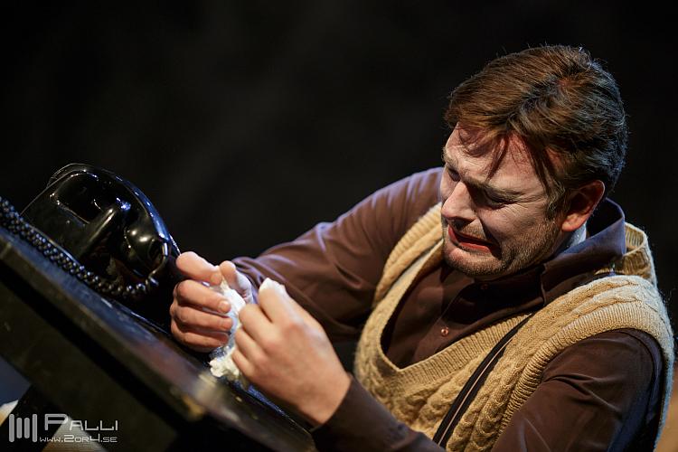 Dramatiska, Olof Tyche, SWIMP17.
