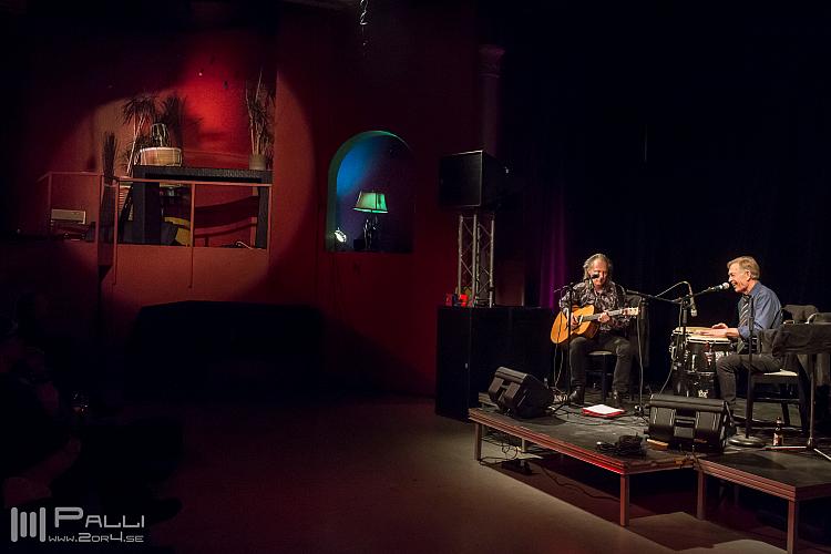 Kenny Håkansson och Bill Öhrström