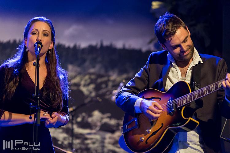 Lisa Nilsson, Erik Söderlind