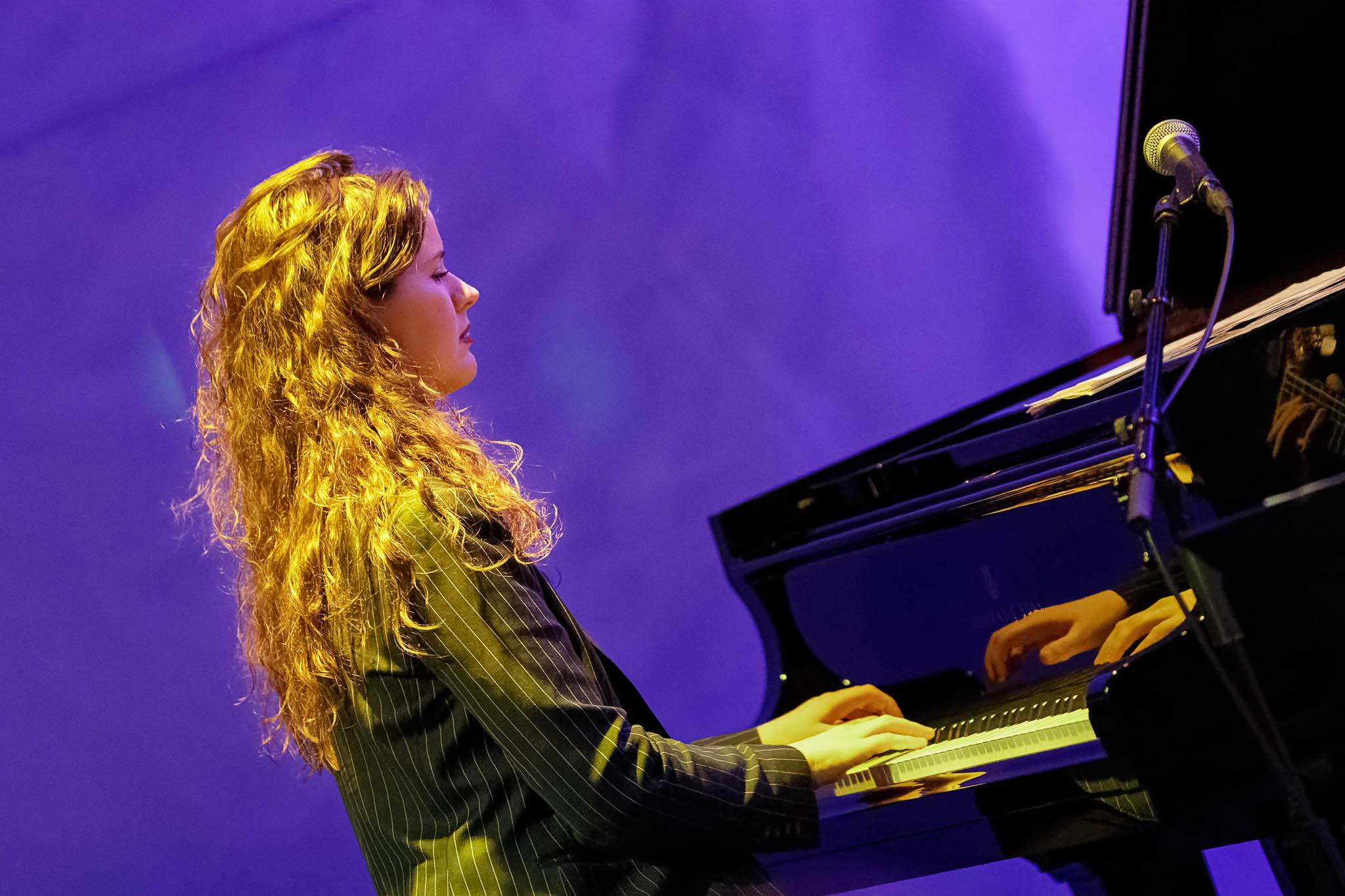 Anna Gréta Sigurdardottir och  Max Schultz